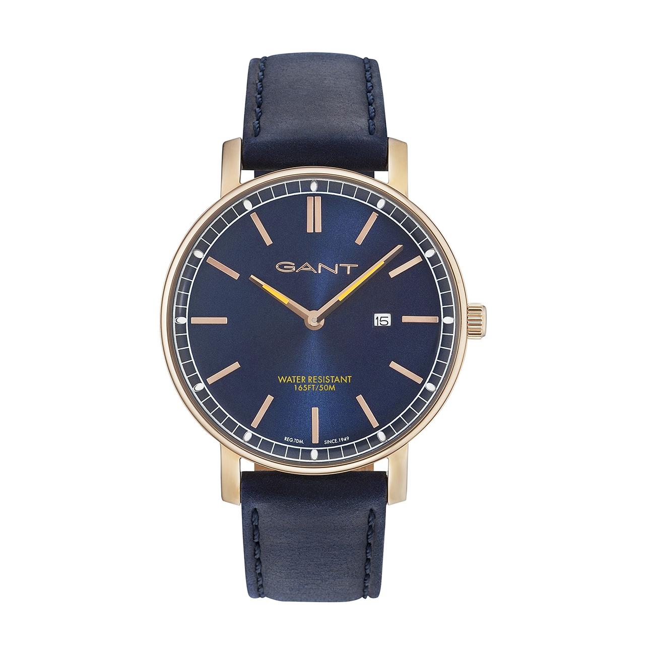 ساعت مچی عقربه ای مردانه گنت مدل GW006021