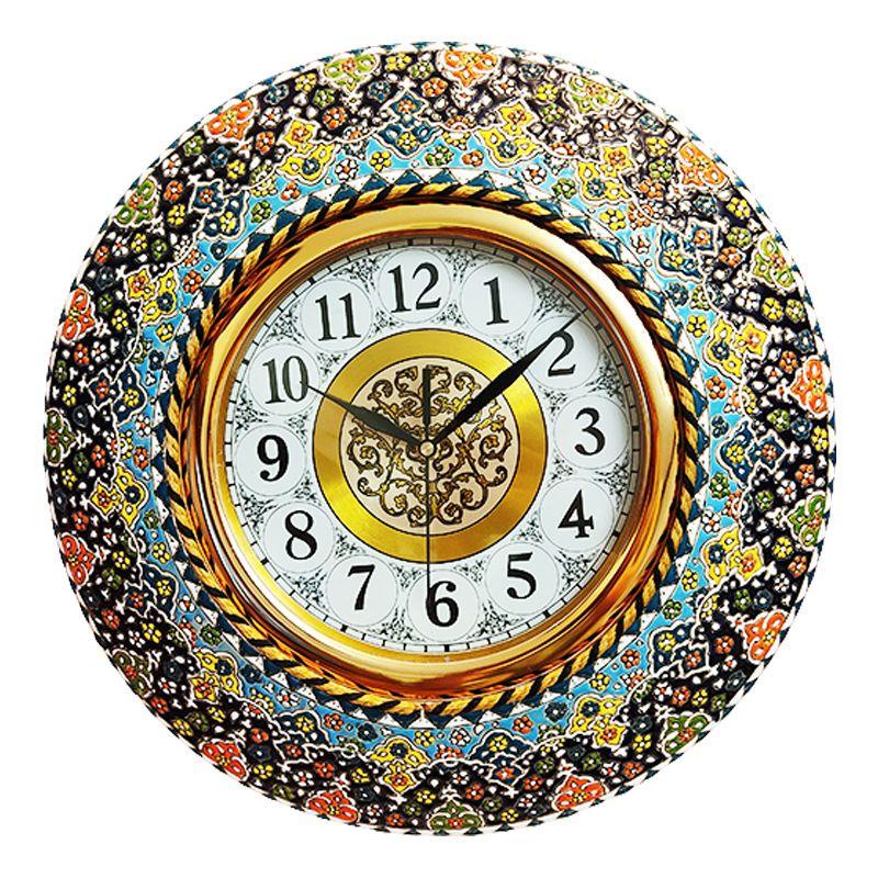 ساعت مینا کاری کد M_01