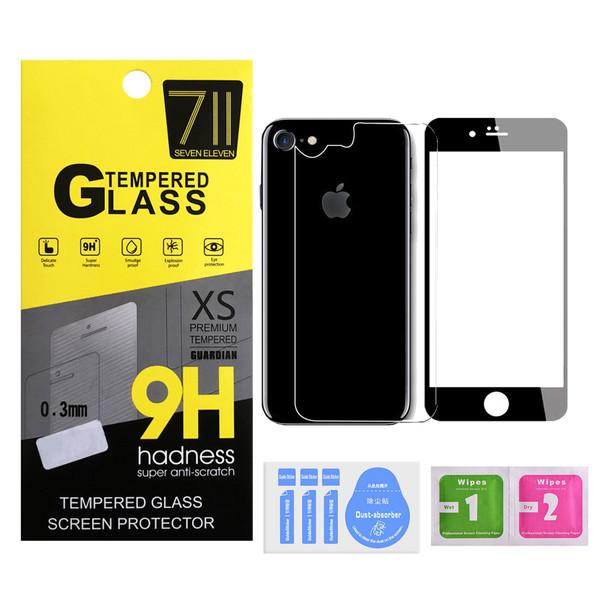 محافظ صفحه نمایش و پشت گوشی  سون الون مدل A Plus مناسب برای گوشی موبایل اپل iPhone 7