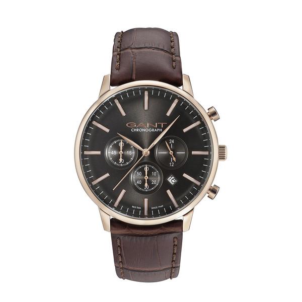 ساعت مچی عقربه ای مردانه گنت مدل GW024002
