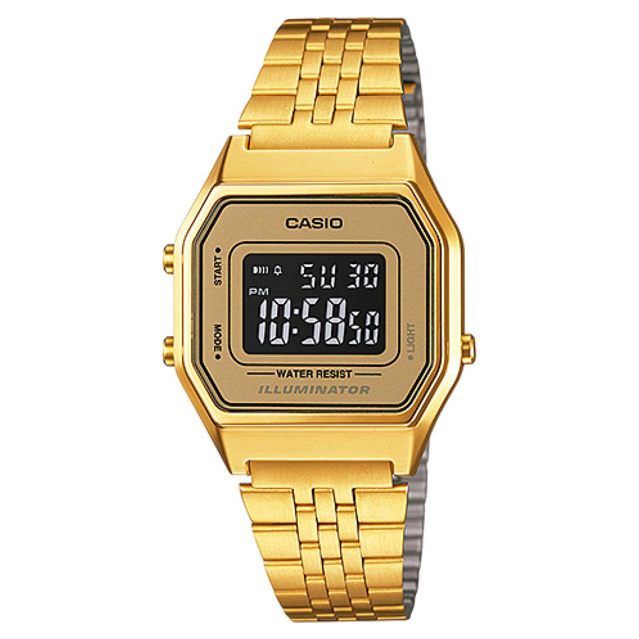 ساعت مچی دیجیتال زنانه کاسیو مدل LA680WGA-9BDF 10