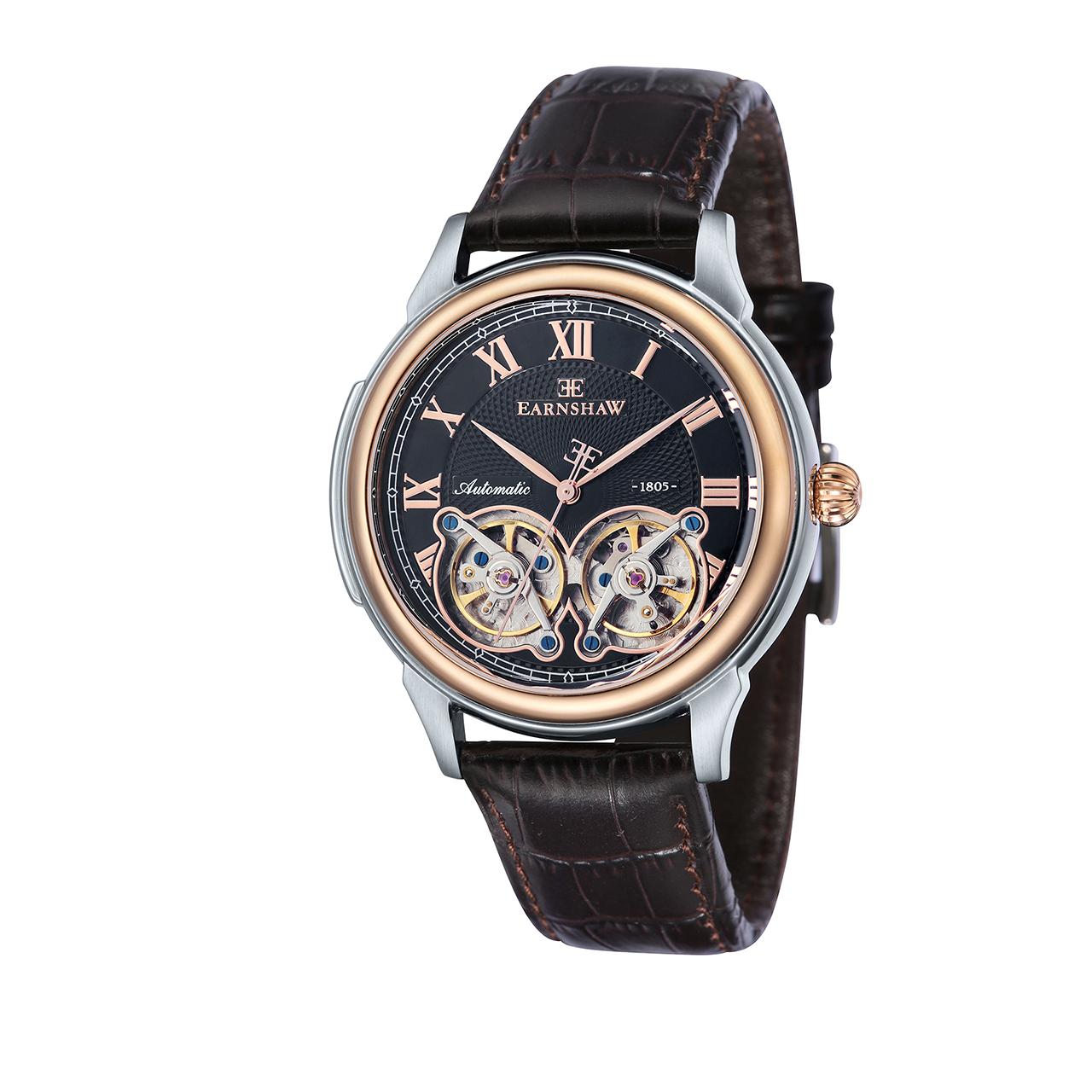 کد تخفیف                                      ساعت مچی عقربه ای مردانه ارنشا مدل ES-8030-08