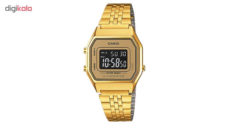 ساعت مچی دیجیتال زنانه کاسیو مدل LA680WGA-9BDF