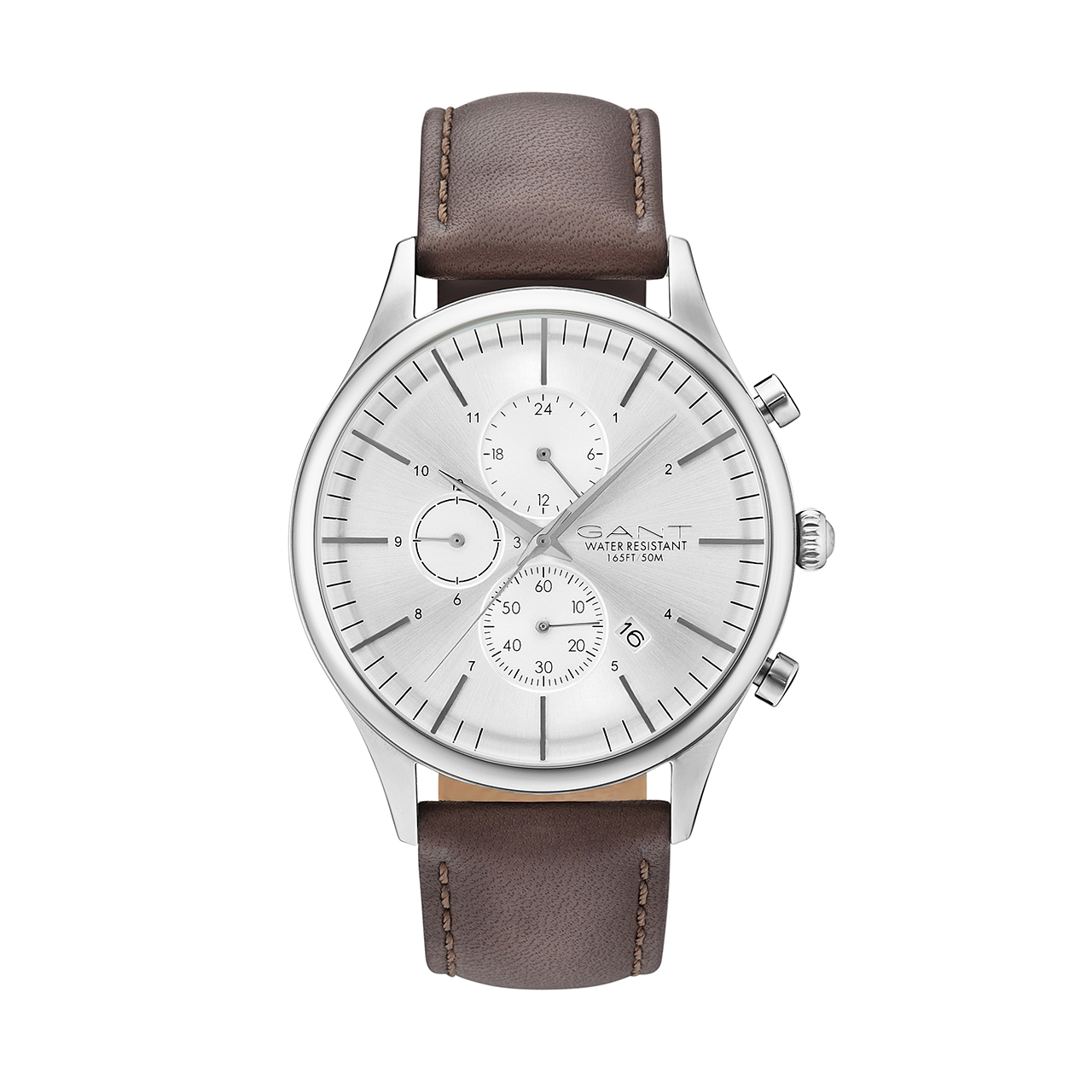 ساعت مچی عقربه ای مردانه گنت مدل GW030005