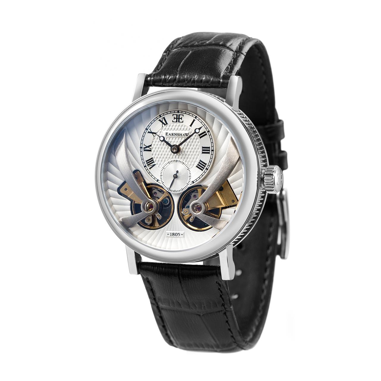 کد تخفیف                                      ساعت مچی عقربه ای مردانه ارنشا مدل ES-8059-01