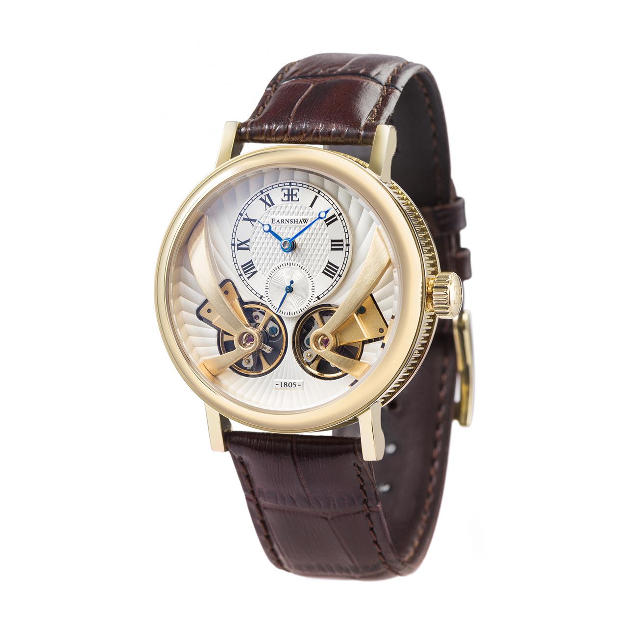 ساعت مچی عقربه ای مردانه ارنشا مدل ES-8059-02
