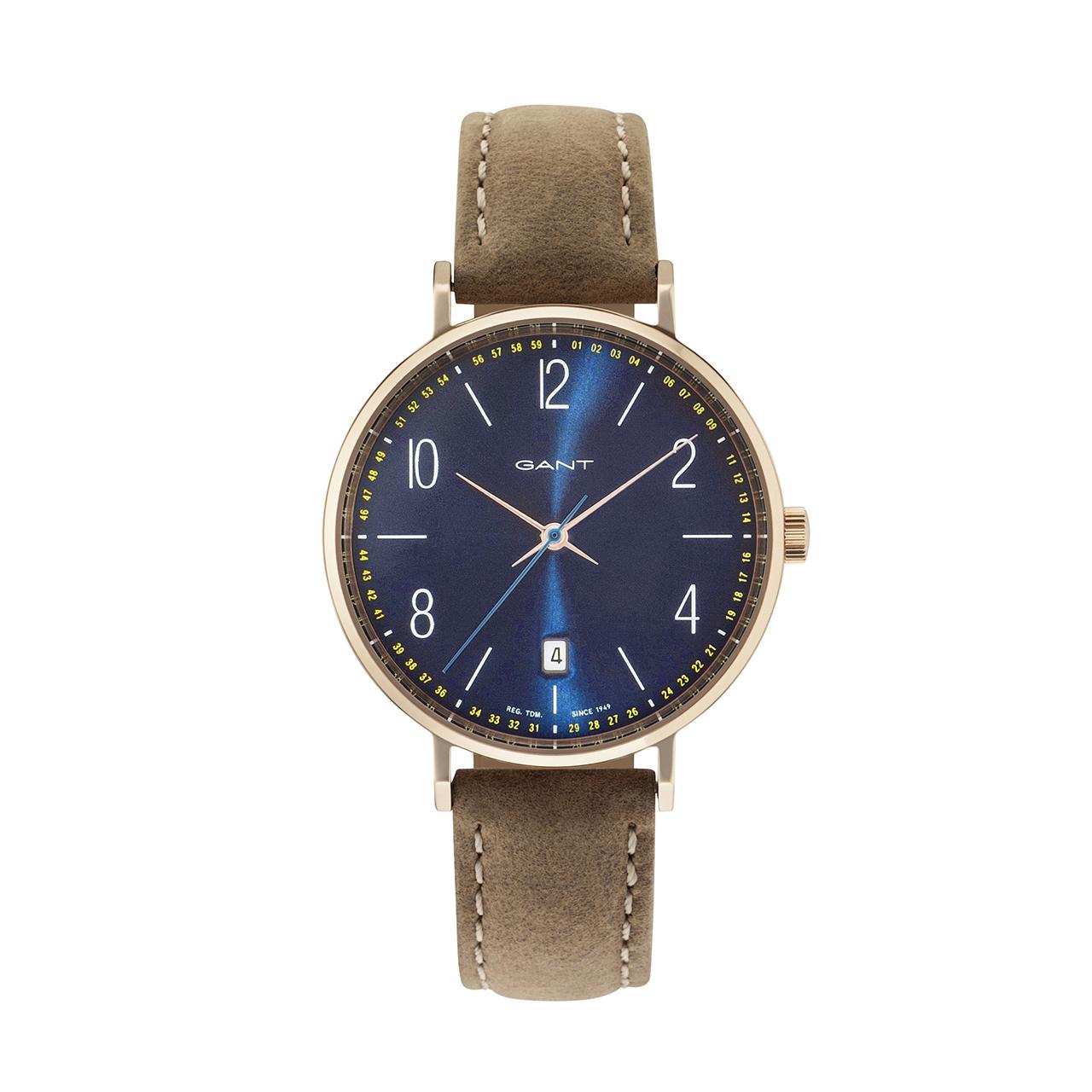 ساعت مچی عقربه ای زنانه گنت مدل GW035008