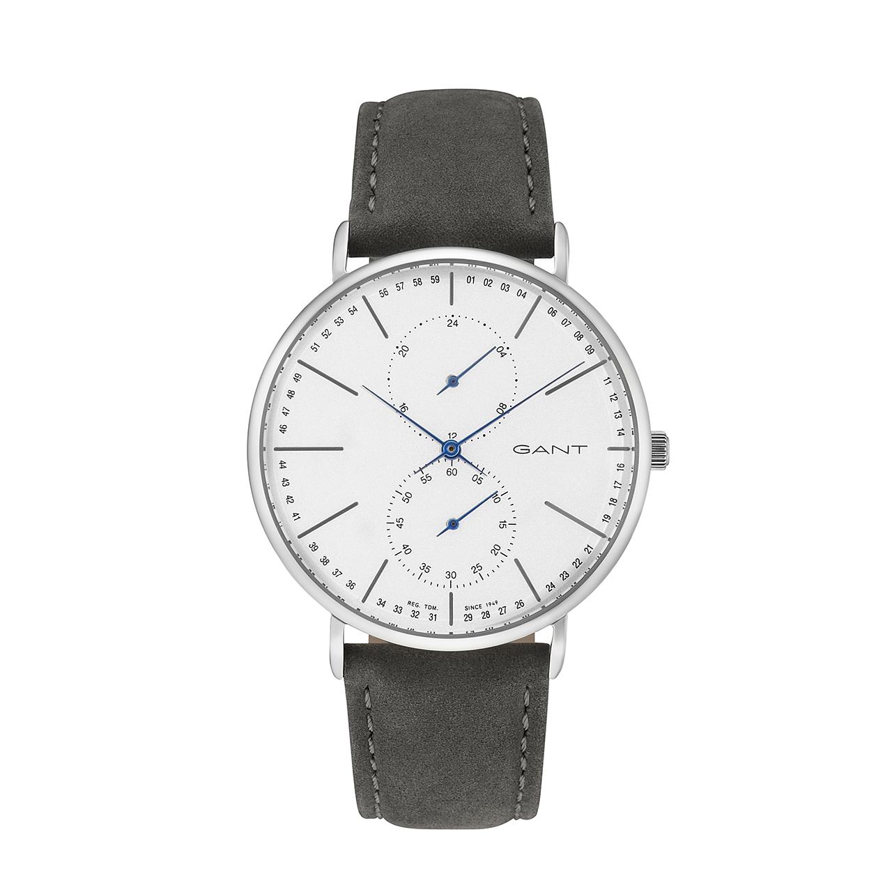 ساعت مچی عقربه ای مردانه گنت مدل GW036003