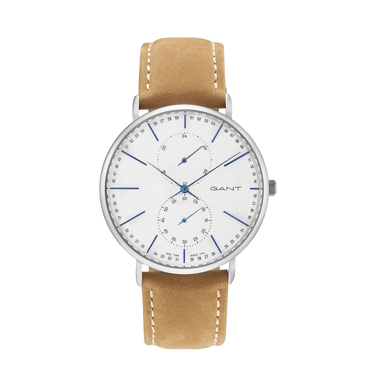 ساعت مچی عقربه ای مردانه گنت مدل GW036004