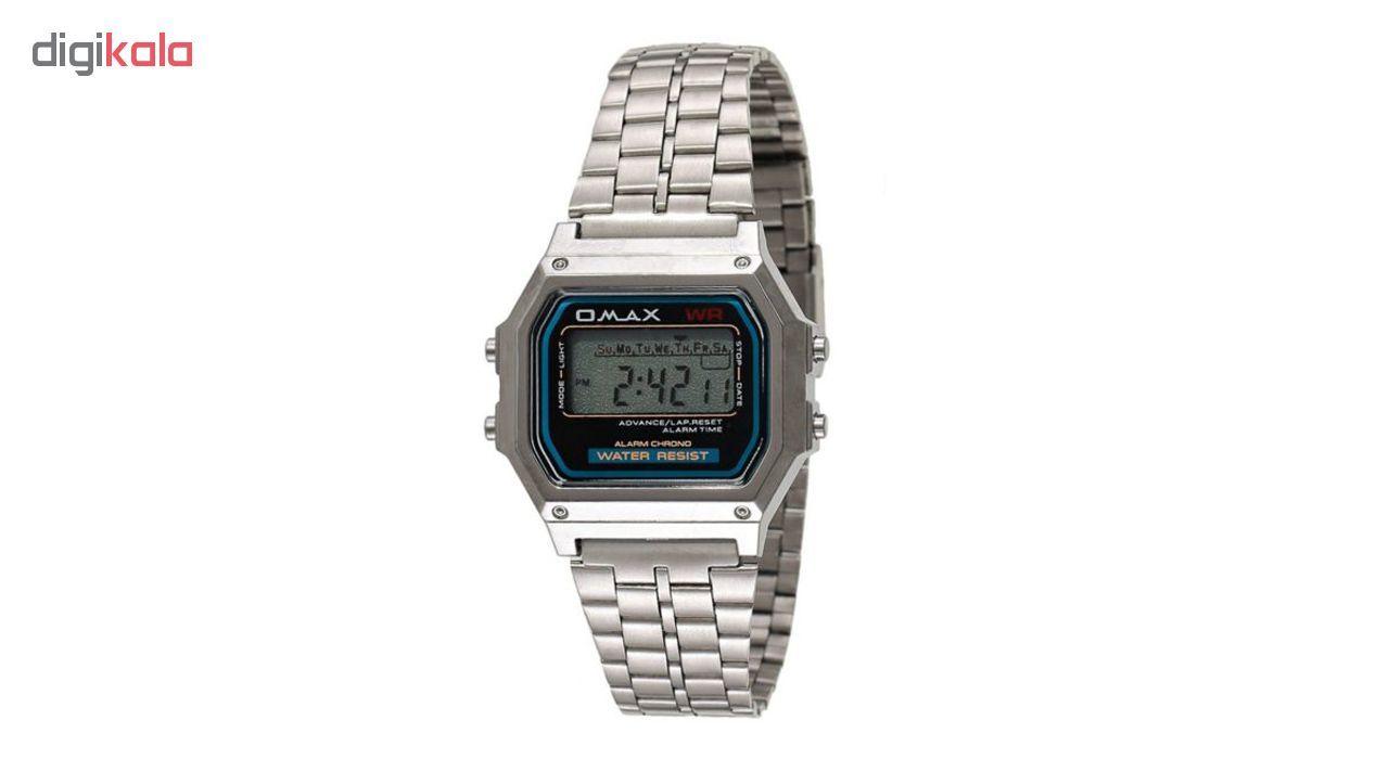 ساعت مچی دیجیتال اوماکس مدل m283 -  - 3