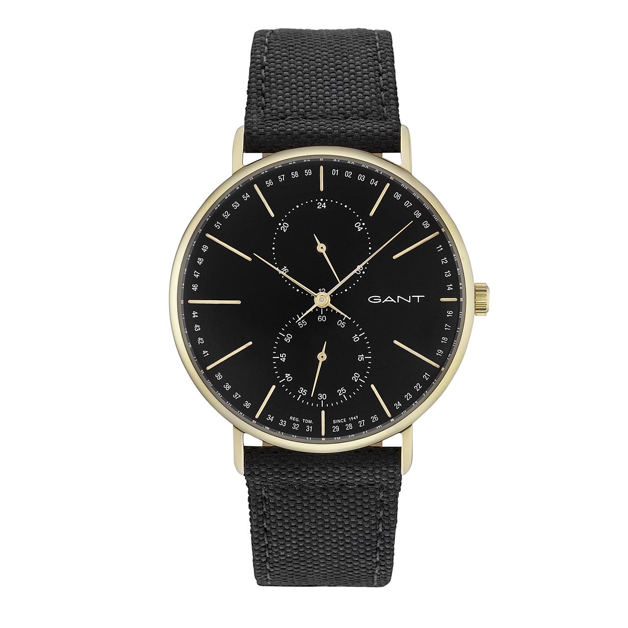 ساعت مچی عقربه ای مردانه گنت مدل GW036006