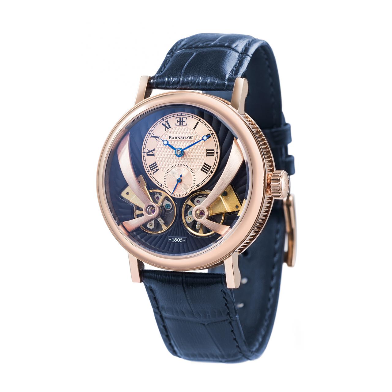 ساعت مچی عقربه ای مردانه ارنشا مدل ES-8059-05 42