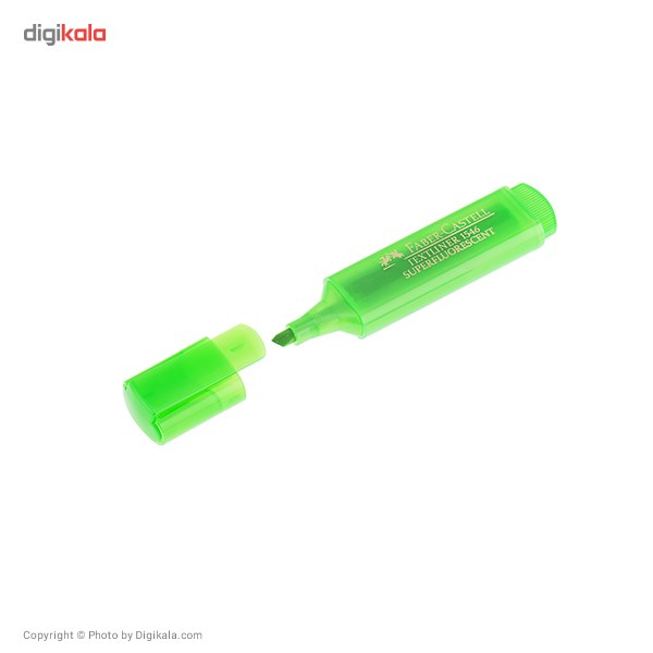 ماژيك علامت گذار فابر كاستل مدل Superfluorescent