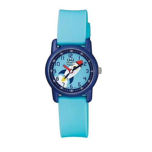 ساعت مچی عقربه ای بچگانه کیو اند کیو مدل vr41j008y