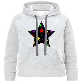 هودی پسرانه مدل Shine Star C33  
