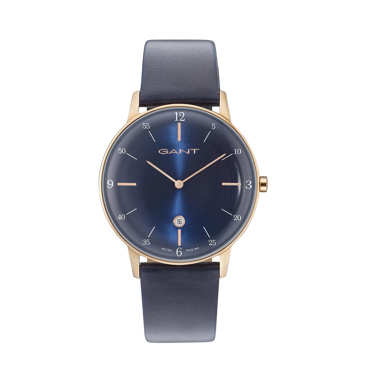 ساعت مچی عقربه ای مردانه گنت مدل GW046005