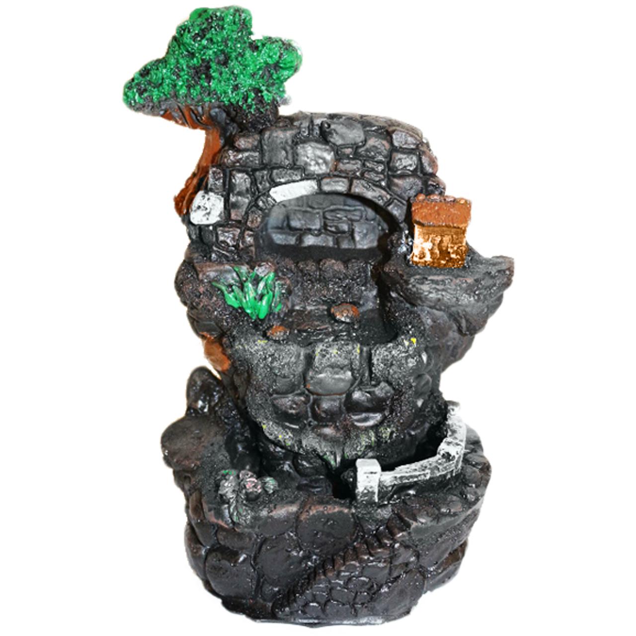 جاعودی مدل آبشاری طرح صخره