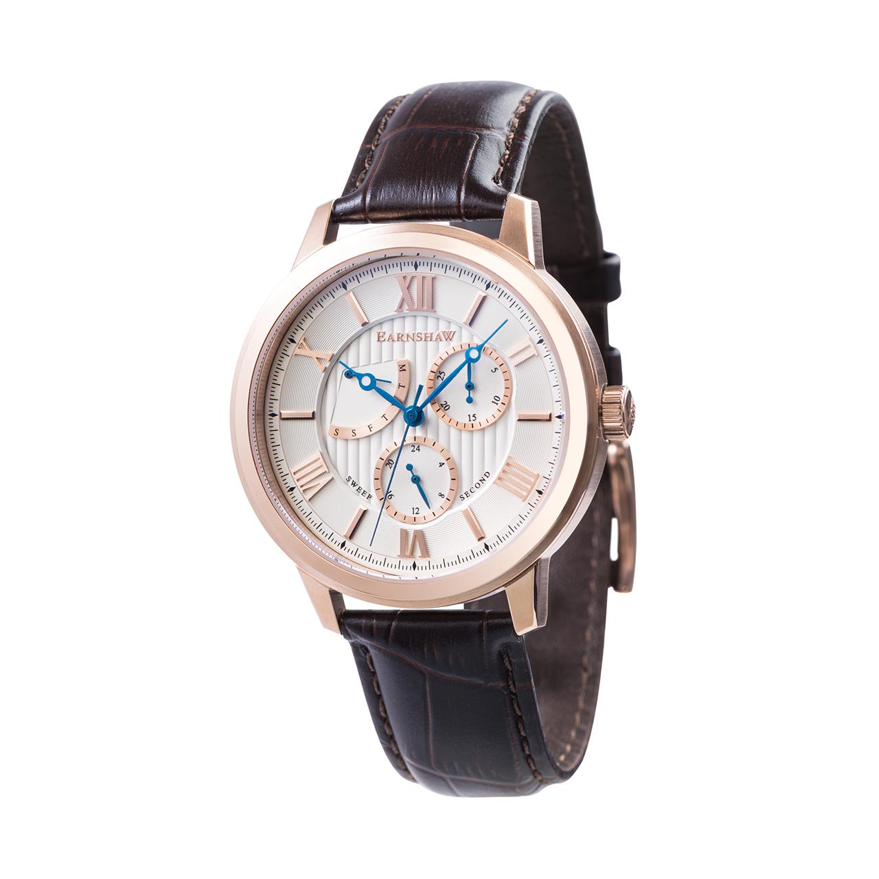 ساعت مچی عقربه ای مردانه ارنشا مدل ES-8060-03 31