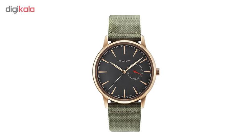 ساعت مچی عقربه ای مردانه گنت مدل GW048004