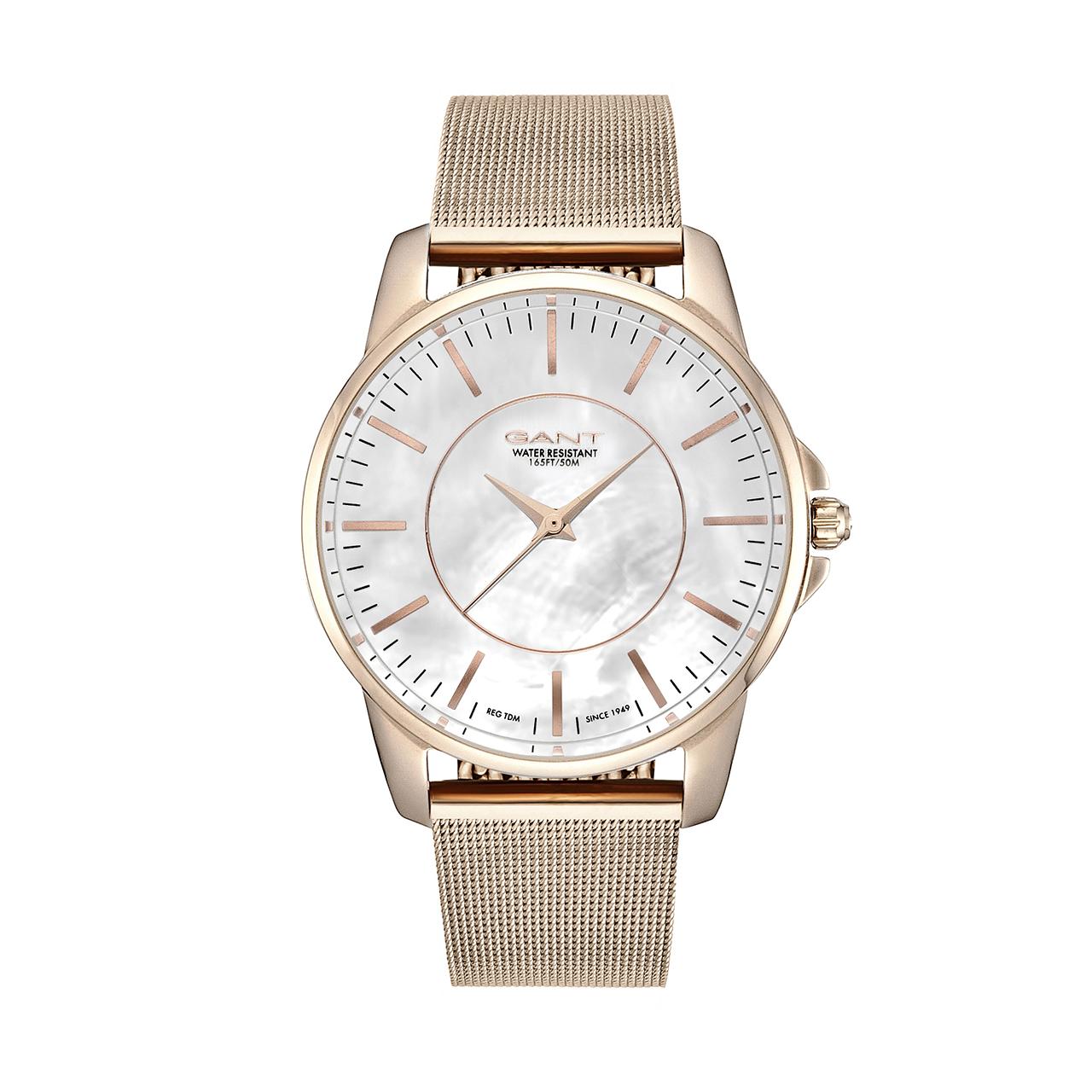 ساعت مچی عقربه ای زنانه گنت مدل GW060001