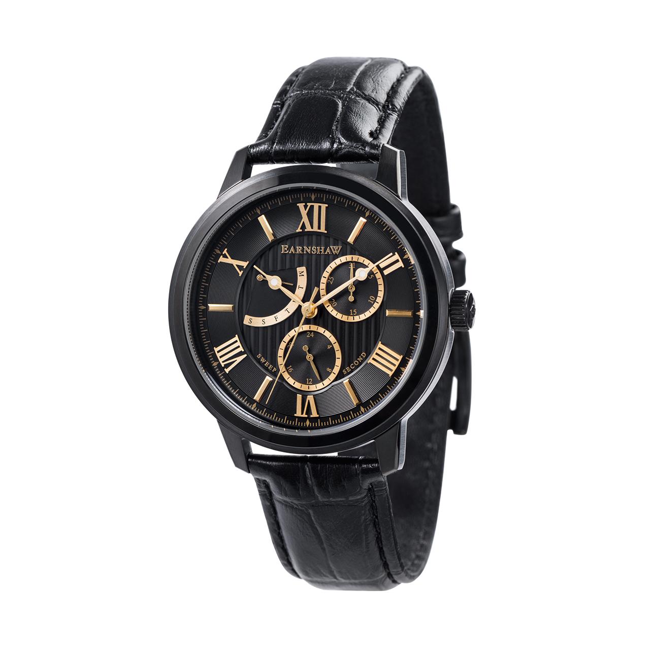 کد تخفیف                                      ساعت مچی عقربه ای مردانه ارنشا مدل ES-8060-05