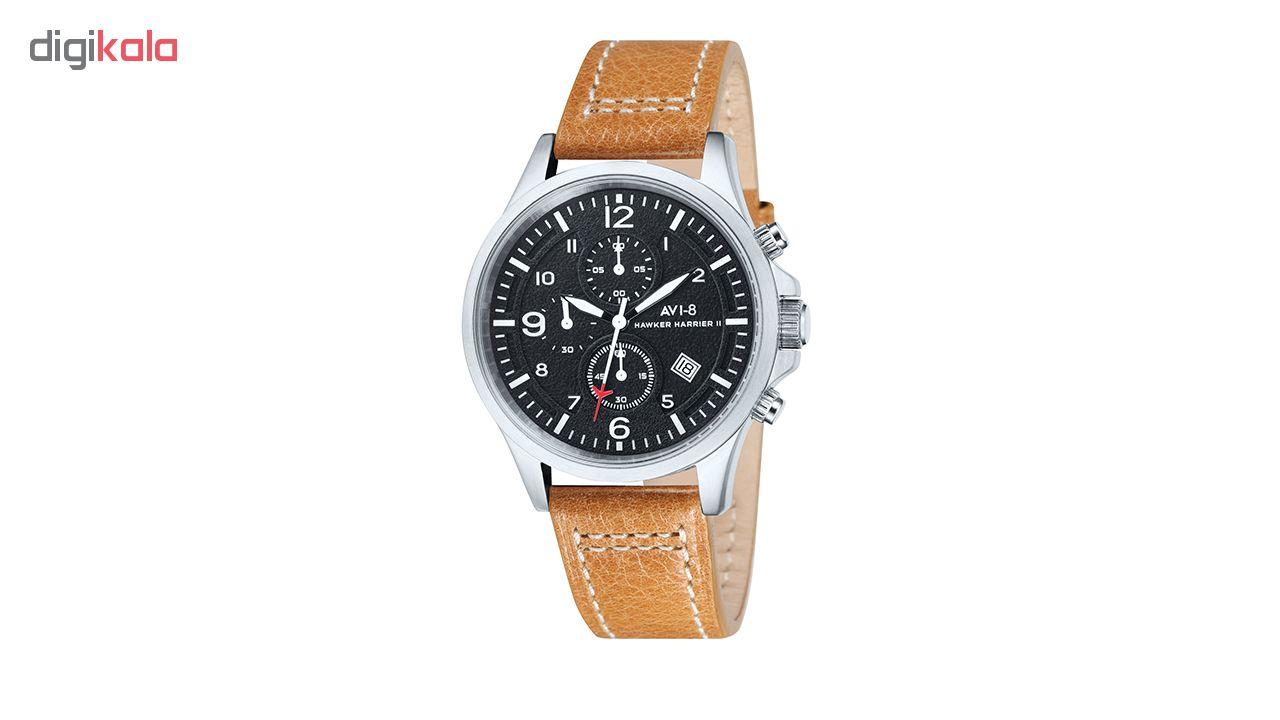 خرید ساعت مچی عقربه ای مردانه ای وی-8 مدل AV-4001-02