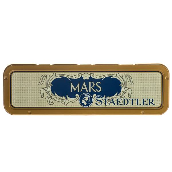 مداد مشکی استدلر مدل Mars - بسته 12 عددی