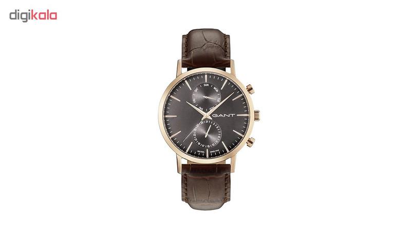ساعت مچی عقربه ای مردانه گنت مدل GW11207