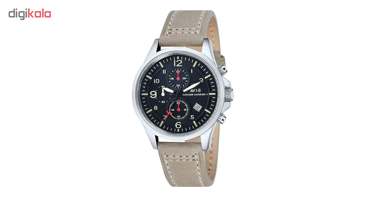 خرید ساعت مچی عقربه ای مردانه ای وی-8 مدل AV-4001-03