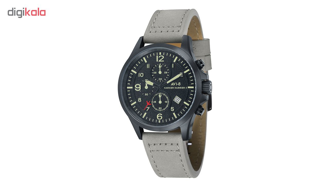 ساعت مچی عقربه ای مردانه ای وی-8 مدل AV-4001-08