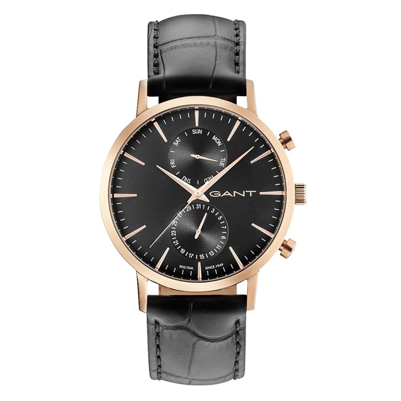 ساعت مچی عقربه ای مردانه گنت مدل GW11213