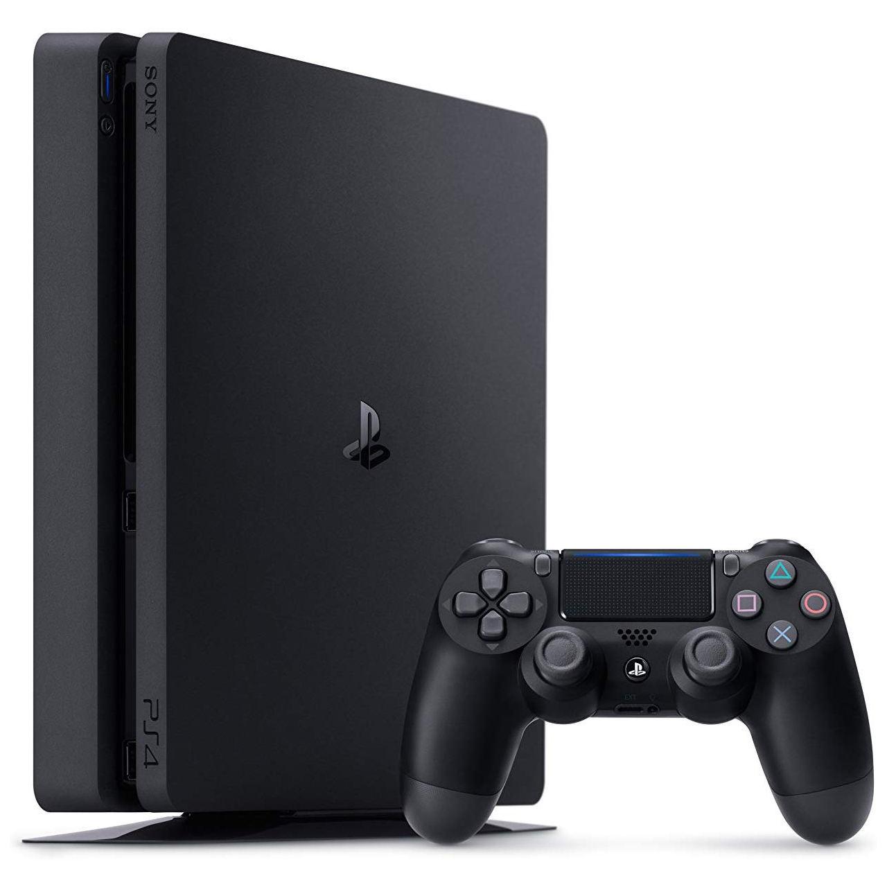 خرید                     کنسول بازی سونی مدل Playstation 4 Slim کد Region 2 CUH-2216B ظرفیت 1 ترابایت
