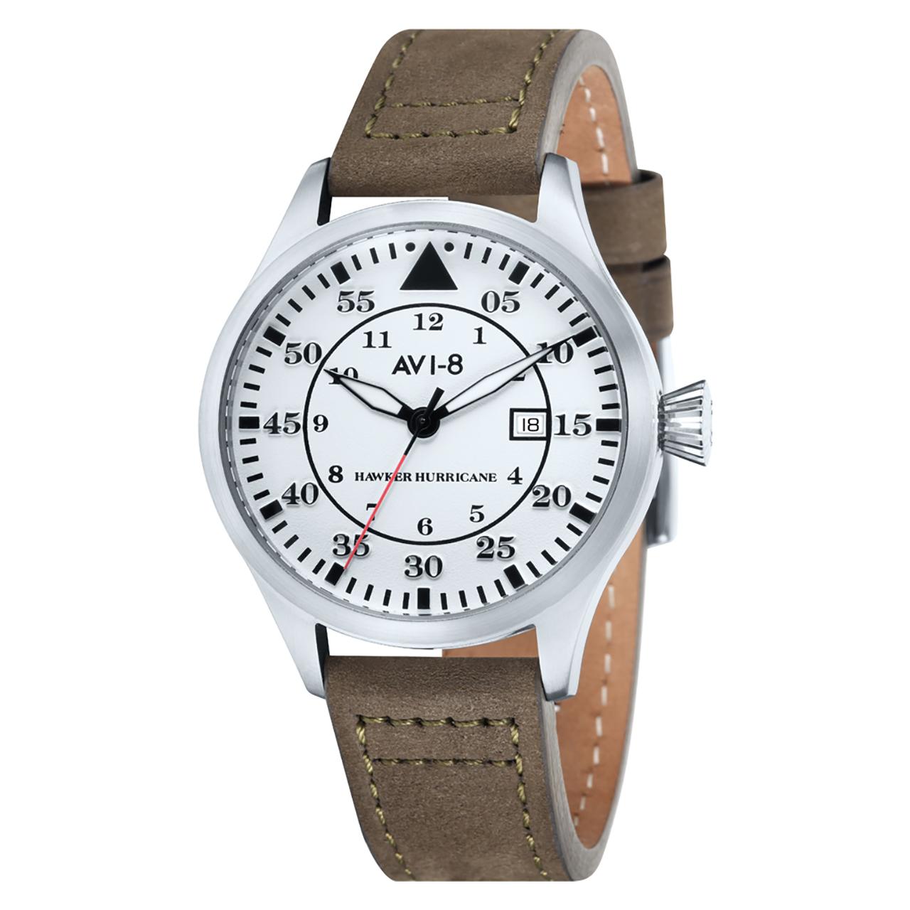 ساعت مچی عقربه ای مردانه ای وی-8 مدل AV-4012-01