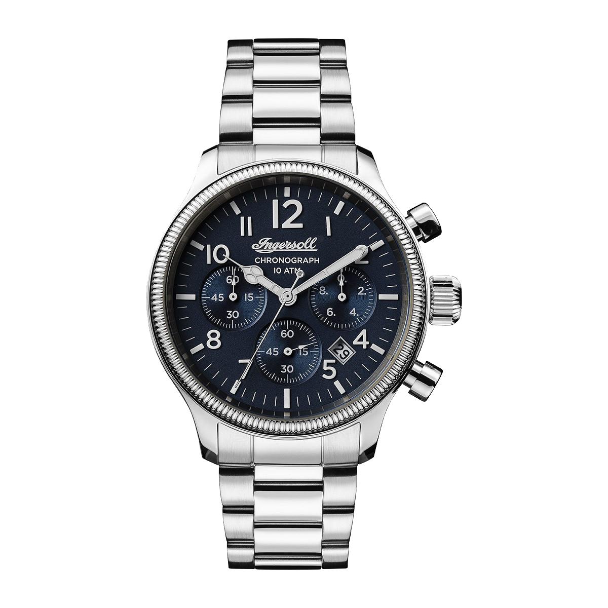ساعت مچی عقربه ای مردانه اینگرسل مدل I03804 49