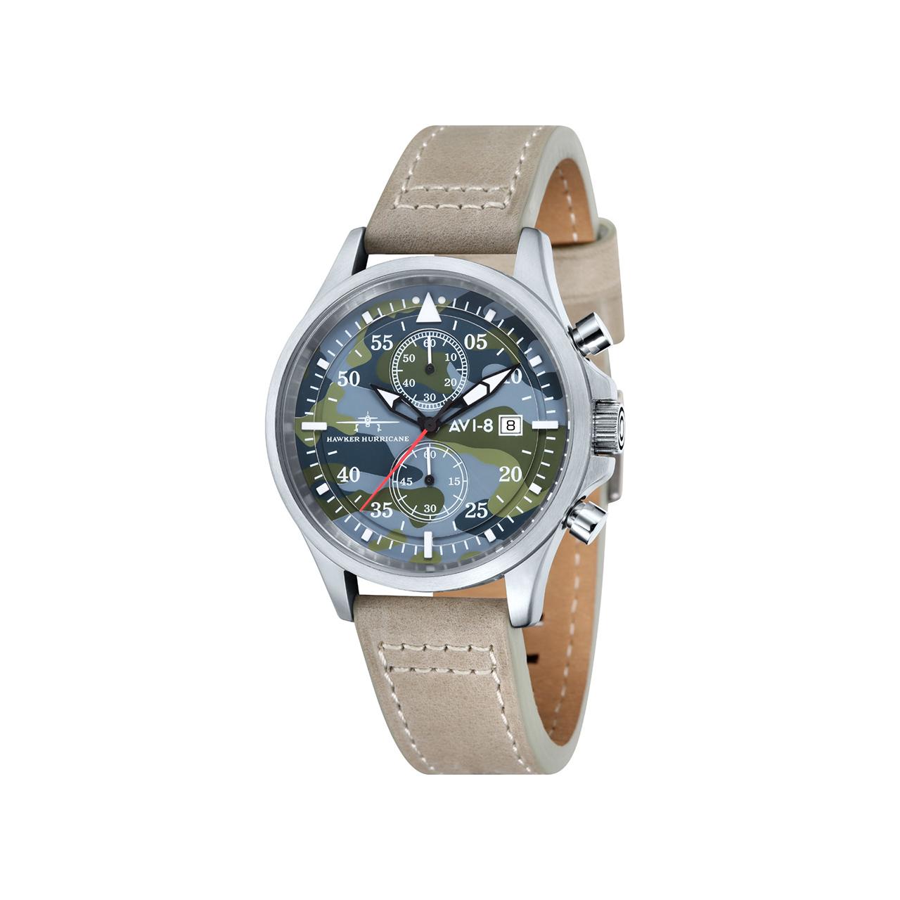 ساعت مچی عقربه ای مردانه ای وی-8 مدل AV-4013-09 52