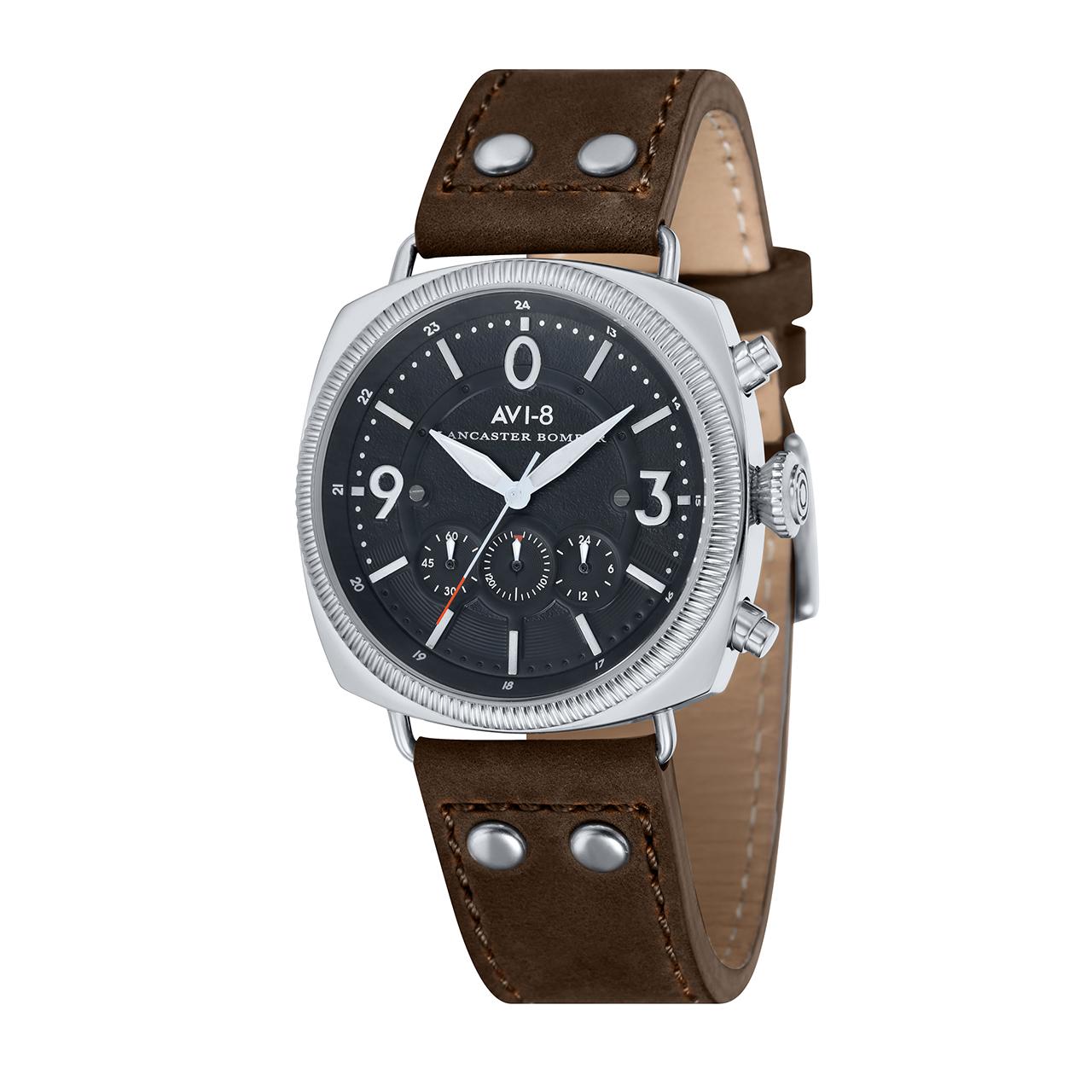 ساعت مچی عقربه ای مردانه ای وی-8 مدل AV-4022-01