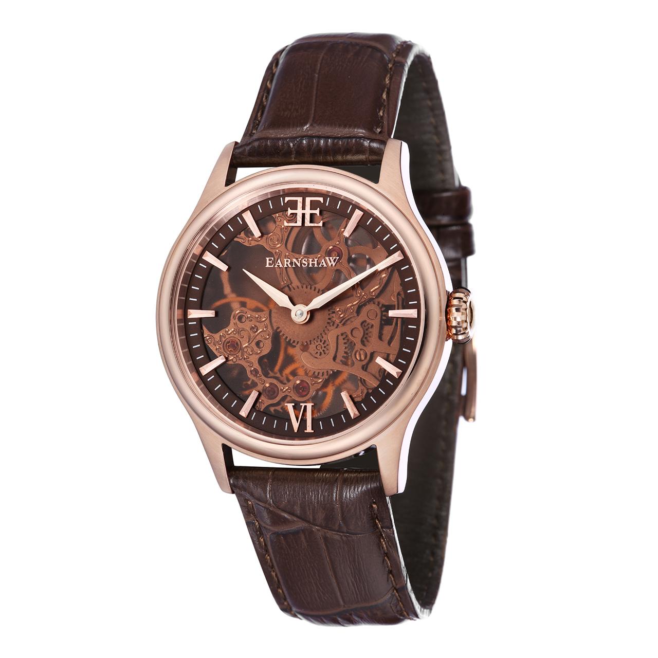 کد تخفیف                                      ساعت مچی عقربه ای مردانه ارنشا مدل ES-8061-04