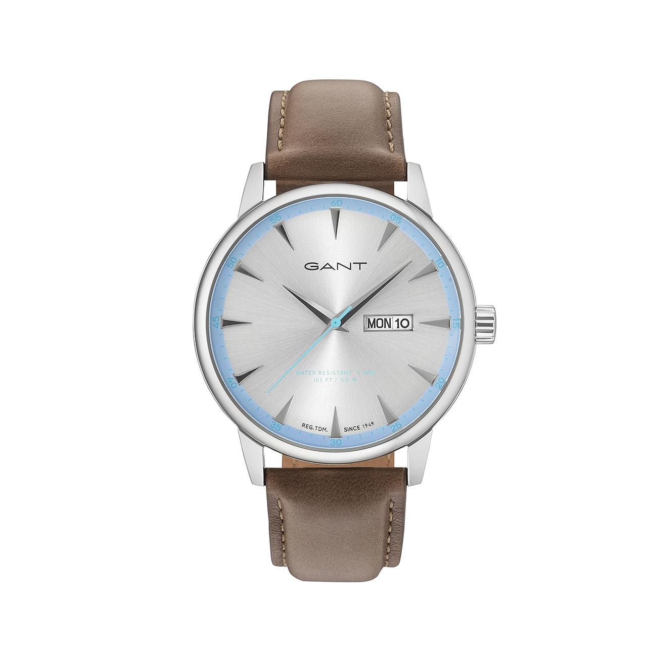 ساعت مچی عقربه ای مردانه گنت مدل GW10706