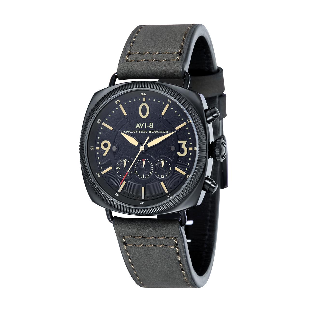 ساعت مچی عقربه ای مردانه ای وی-8 مدل AV-4022-09