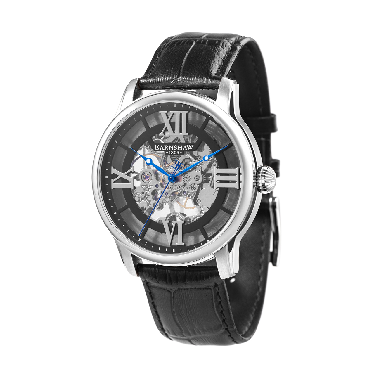 ساعت مچی عقربه ای مردانه ارنشا مدل ES-8062-01 51