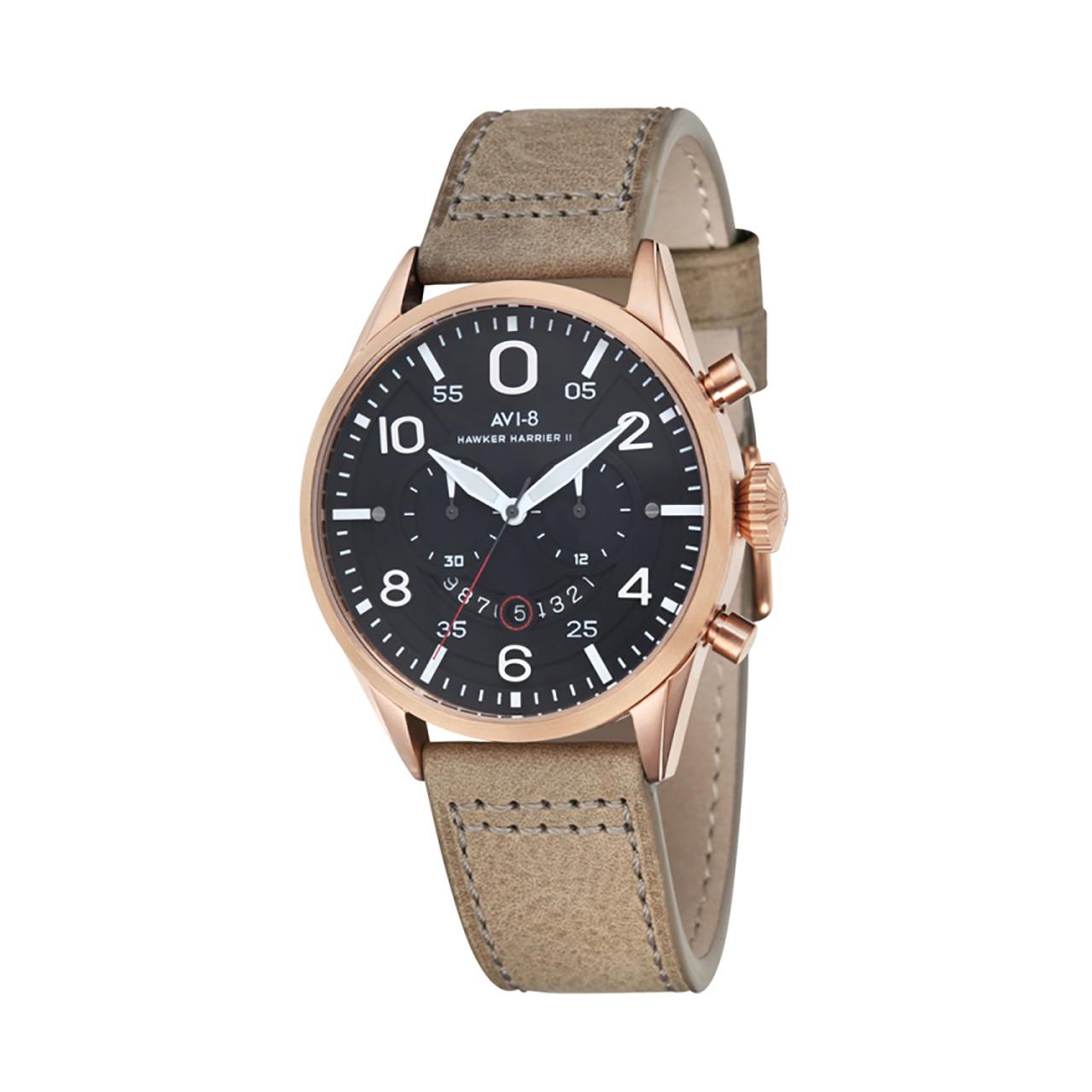 ساعت مچی عقربه ای مردانه ای وی-8 مدل AV-4031-06