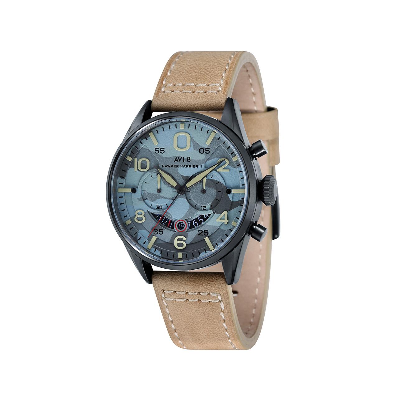 ساعت مچی عقربه ای مردانه ای وی-8 مدل AV-4031-09 52