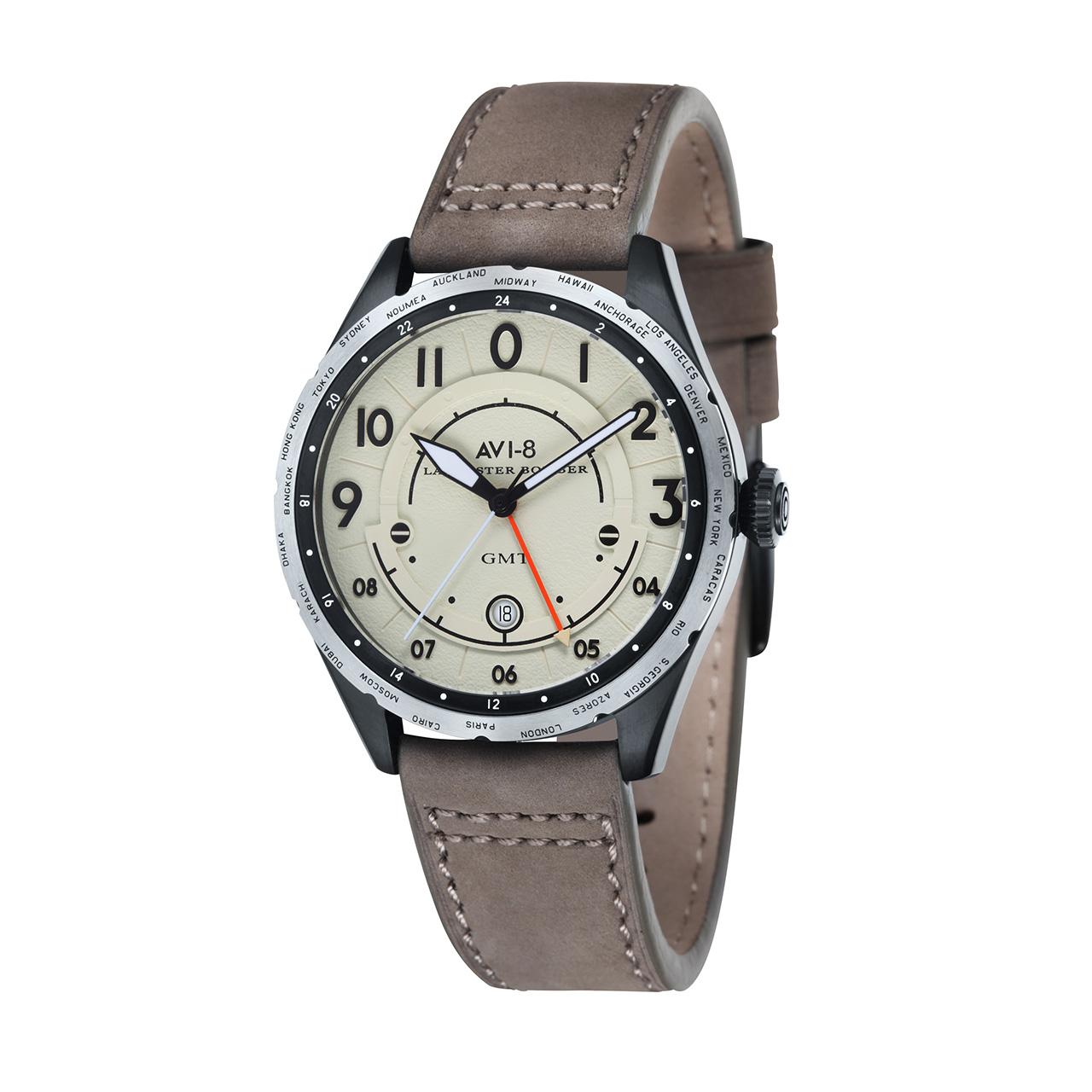 ساعت مچی عقربه ای مردانه ای وی-8 مدل AV-4035-03