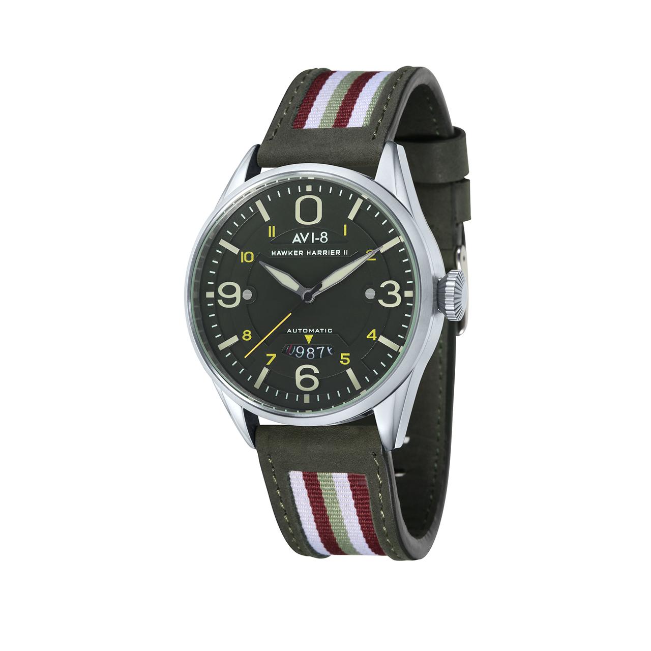 ساعت مچی عقربه ای مردانه ای وی-8 مدل AV-4040-02
