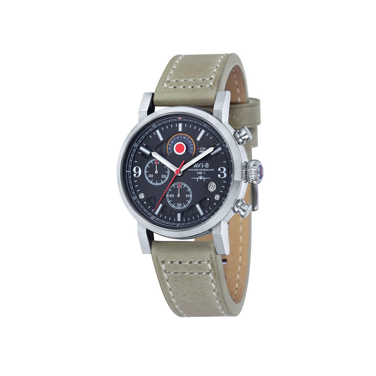 ساعت مچی عقربه ای مردانه ای وی-8 مدل AV-4041-02
