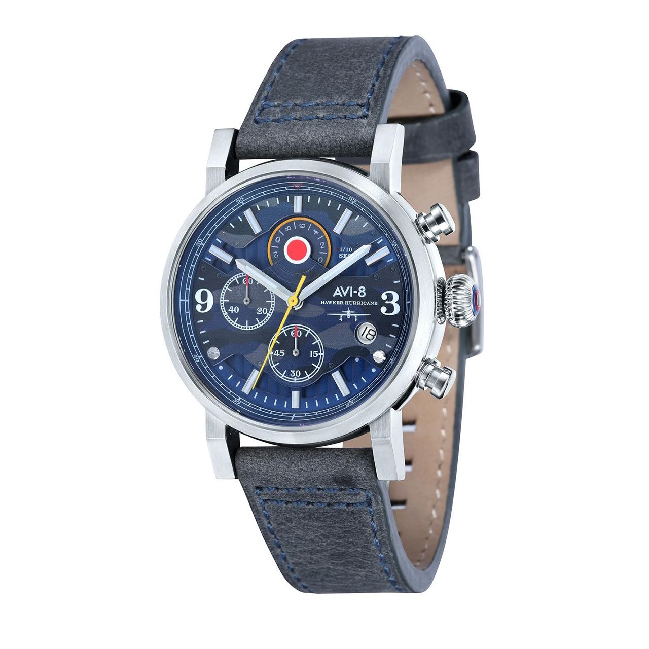 ساعت مچی عقربه ای مردانه ای وی-8 مدل AV-4041-07