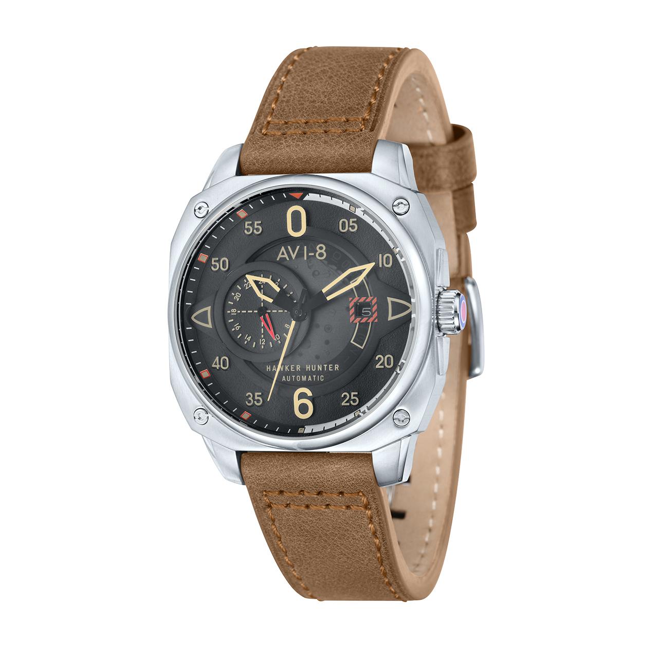 ساعت مچی عقربه ای مردانه ای وی-8 مدل AV-4043-01