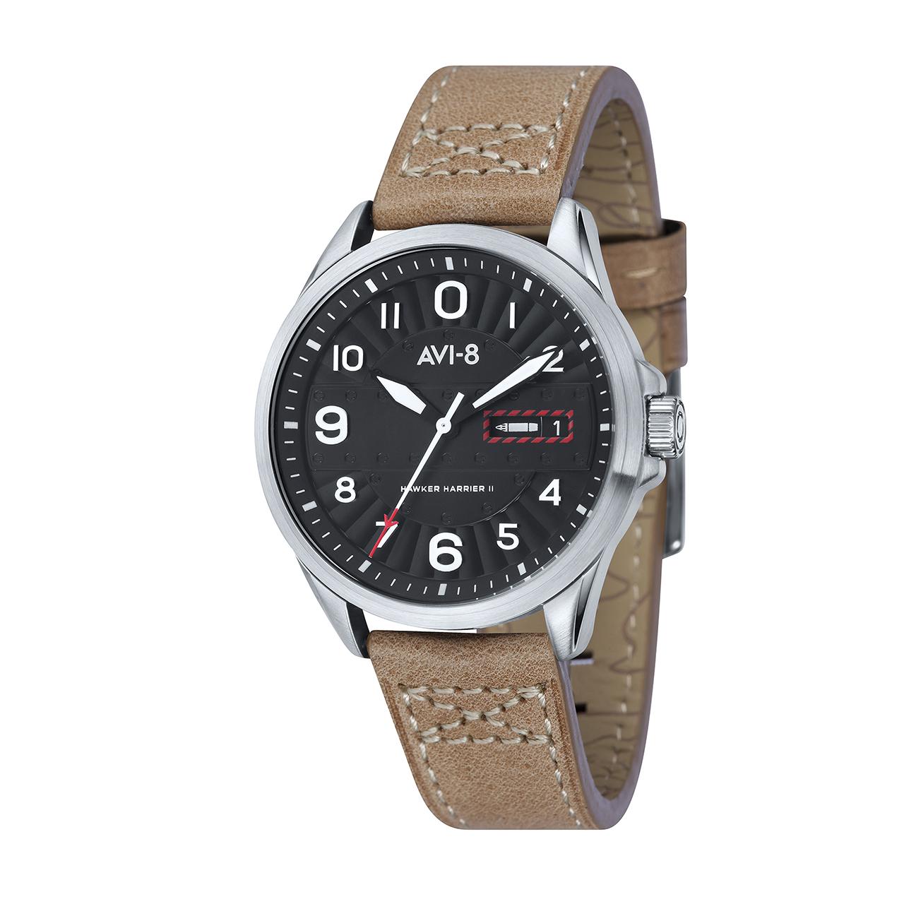 ساعت مچی عقربه ای مردانه ای وی-8 مدل AV-4045-01 54