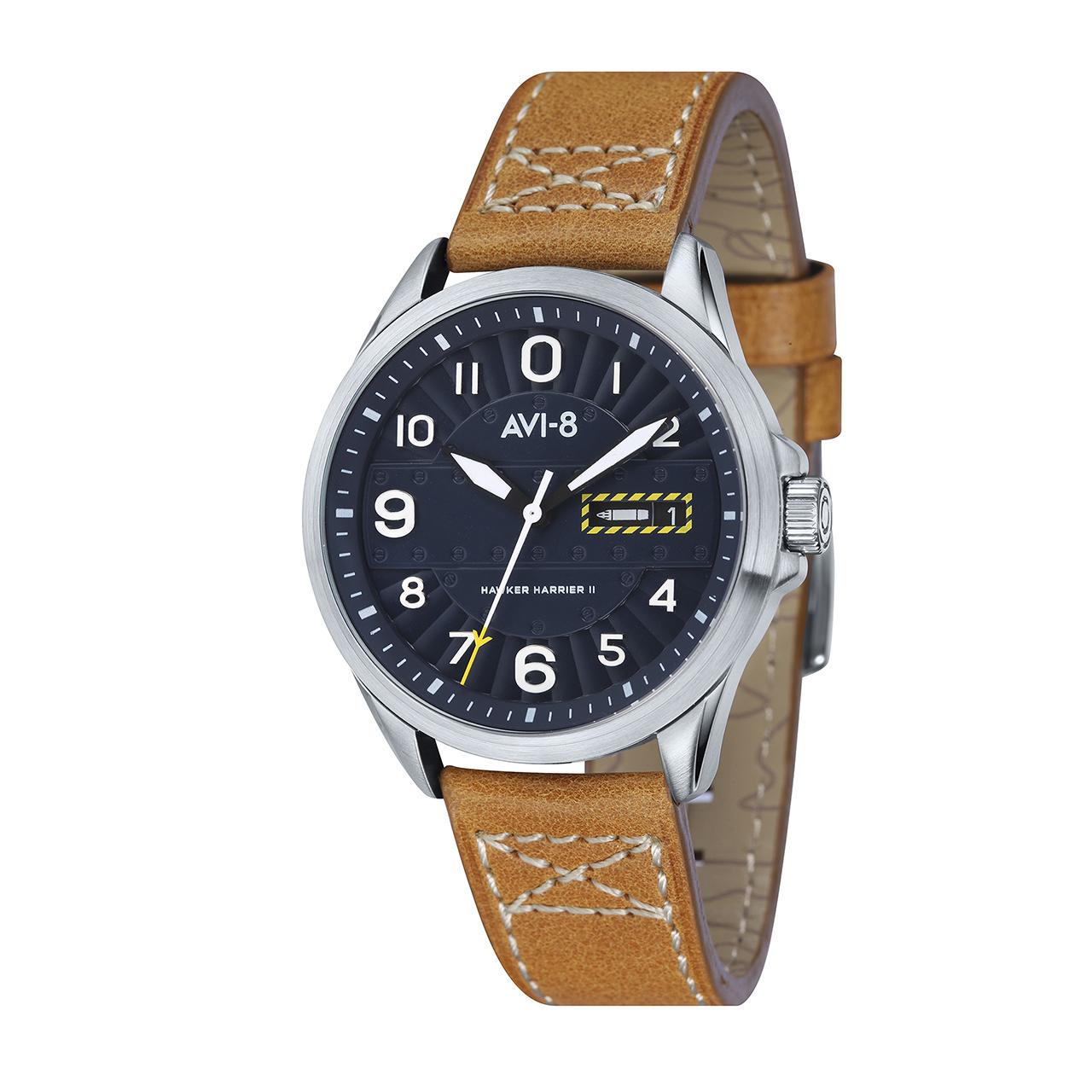 ساعت مچی عقربه ای مردانه ای وی-8 مدل AV-4045-02