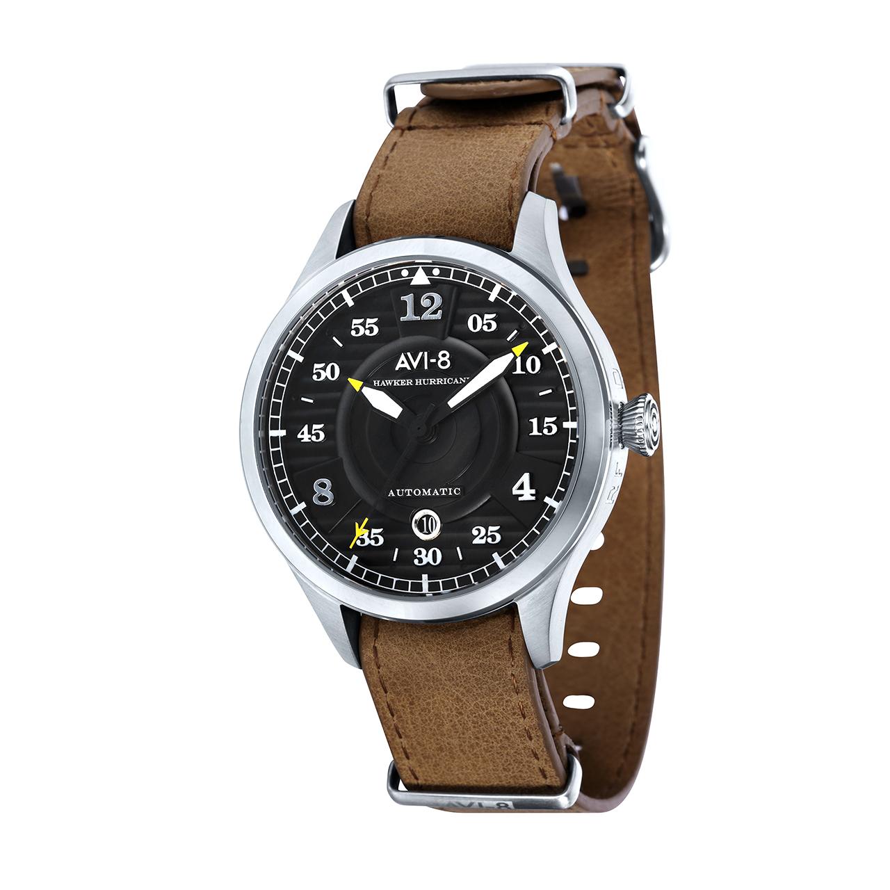 ساعت مچی عقربه ای مردانه ای وی-8 مدل AV-4046-01